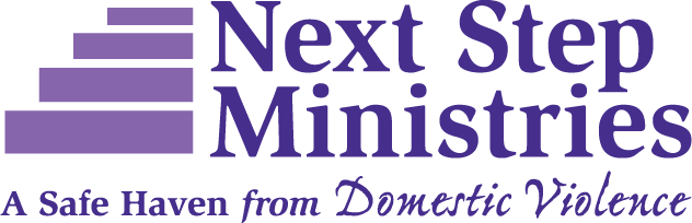 Next Step Ministries Logo Color Clear Background